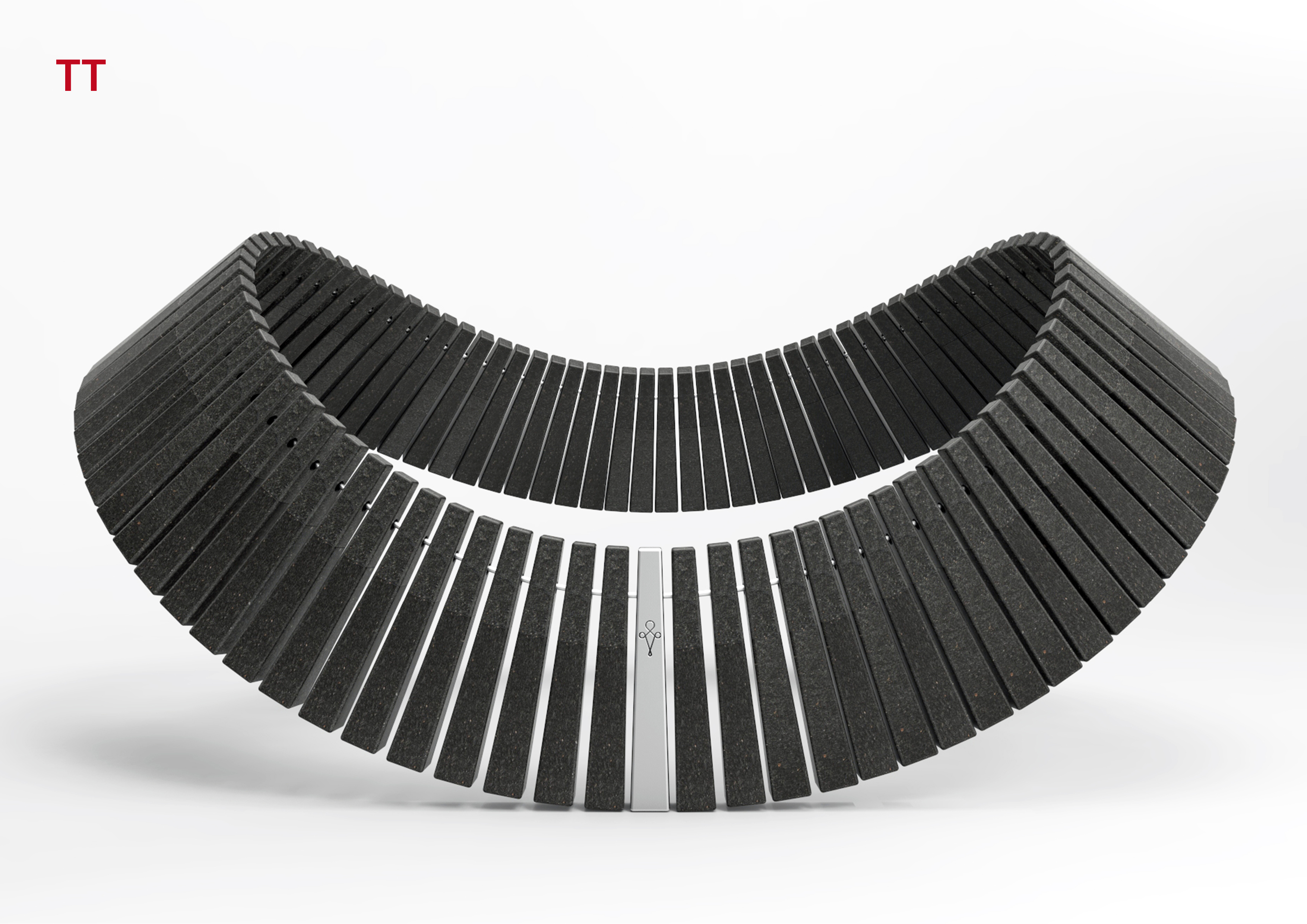 Between sky and earth, necklace 1