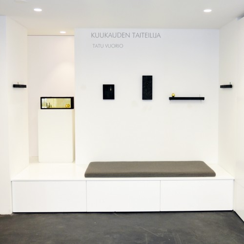 Galleria Sculptor Overview 2014