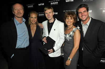 Rado & Vanity Fair Celebrate Unlimited Spirit