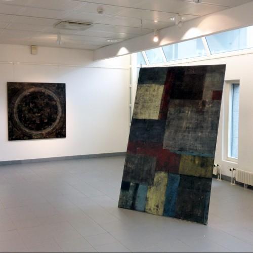 Tatu Vuorio, Rajapinta, S-Gallery 7.4-2.5.2014